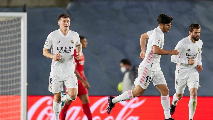 Madrid denied top spot in La Liga by Sevilla
