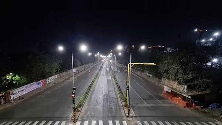 Delhi lockdown extended till May 17