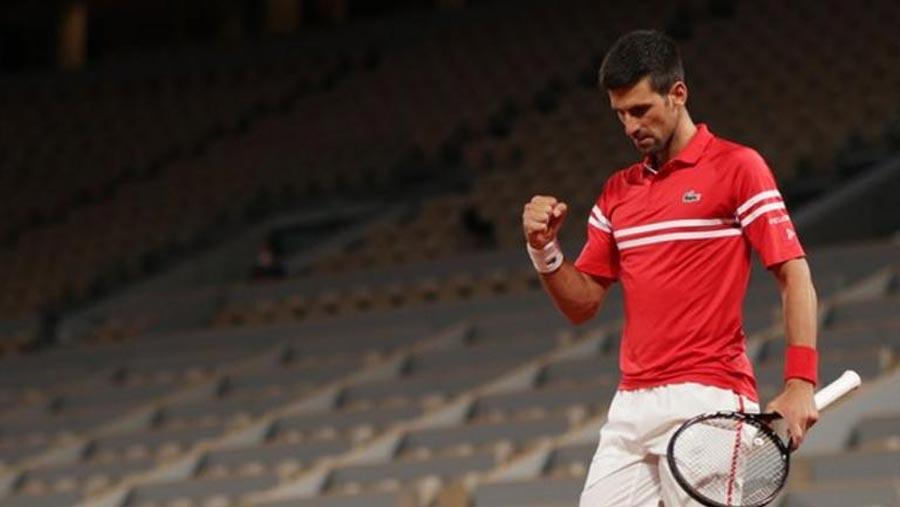 Djokovic beats Berrettini after fans boo their curfew ejection