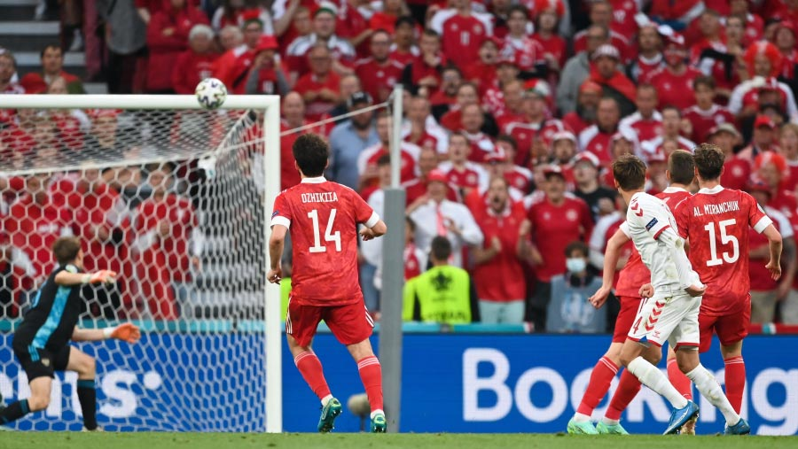 Denmark to face Wales in Euro last 16