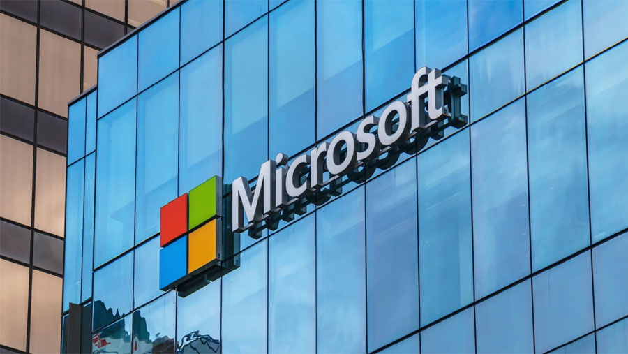 Microsoft receives VAT registration