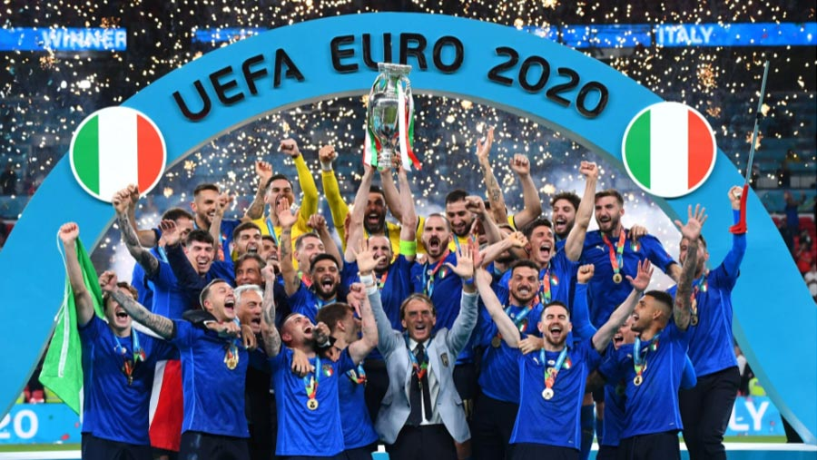 Italy wins European Championship after beating England on penalties