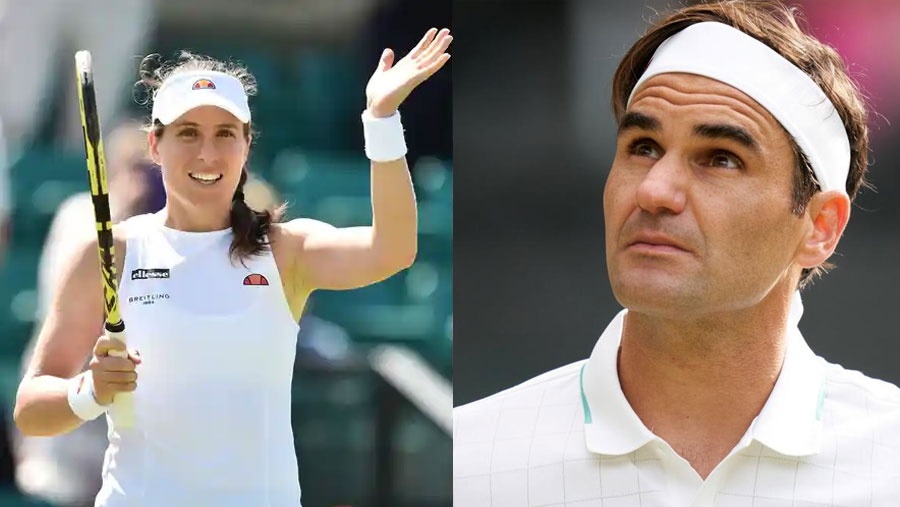 Federer and Konta out of Tokyo Olympics