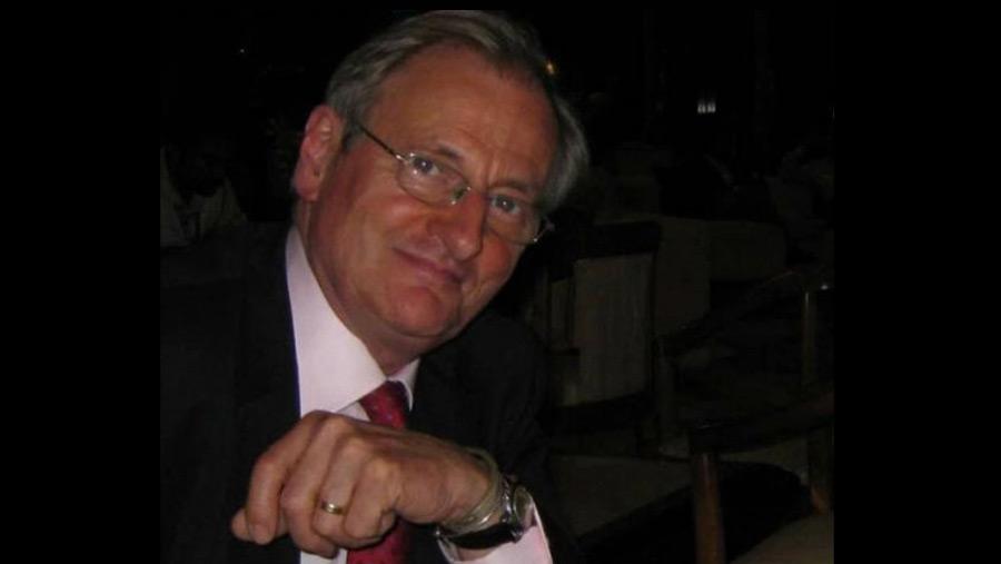 British journalist Simon Dring passes away