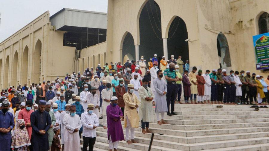 Eid-ul-Azha celebrated with religious fervour