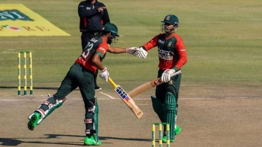 Naim scripts Tigers' victory in first T20