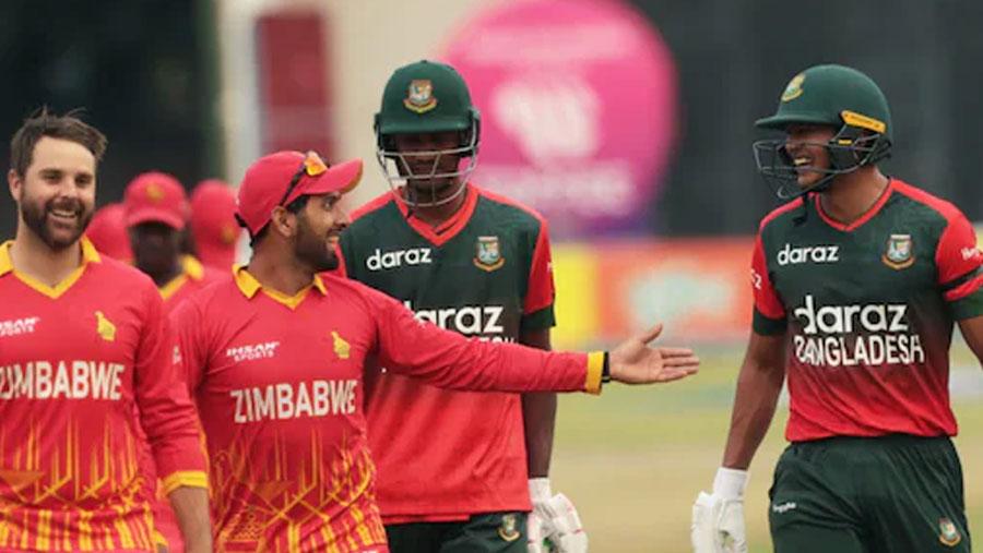 Zimbabwe beat Tigers to level T20I series