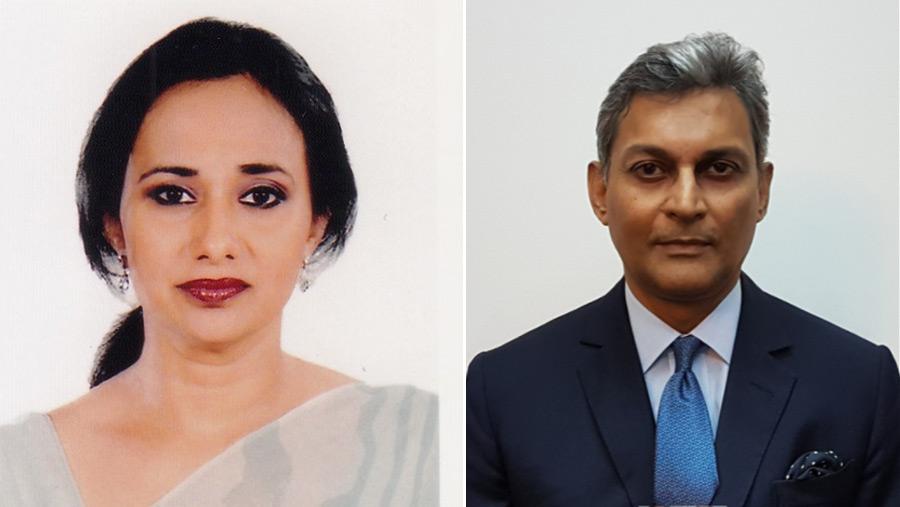 Ardashir Kabir and Shusmita Anis elected President and Vice-President of BEF
