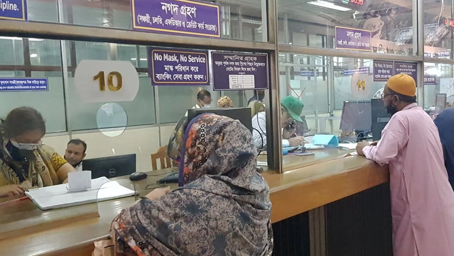 Banks to return to normal working hours from Wednesday