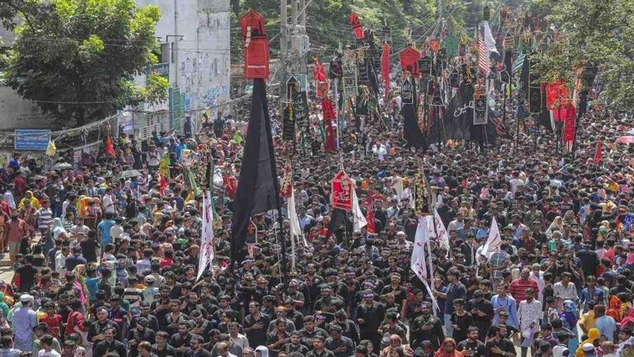 No Tajia procession on holy Ashura this year