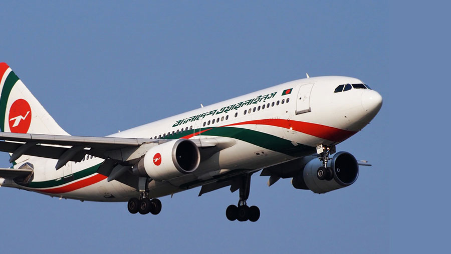 Biman resumes flights to India from Aug 22
