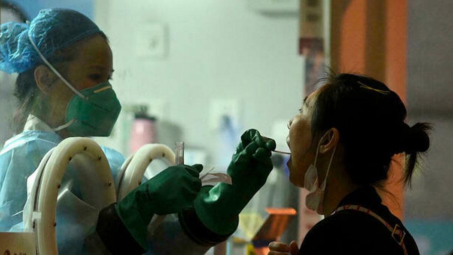 China reports zero local coronavirus cases