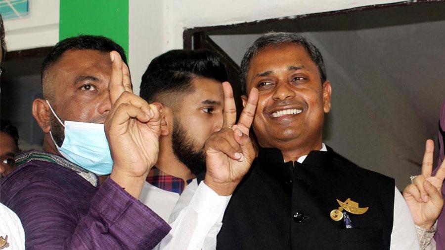 Habibur Rahman wins Sylhet-3 by-election
