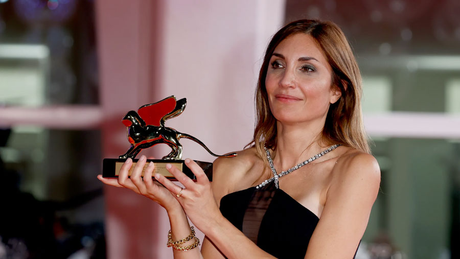 Abortion drama wins top prize at Venice festival