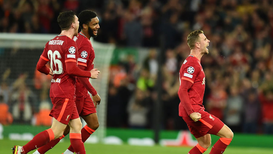 Liverpool comeback sinks Milan in epic