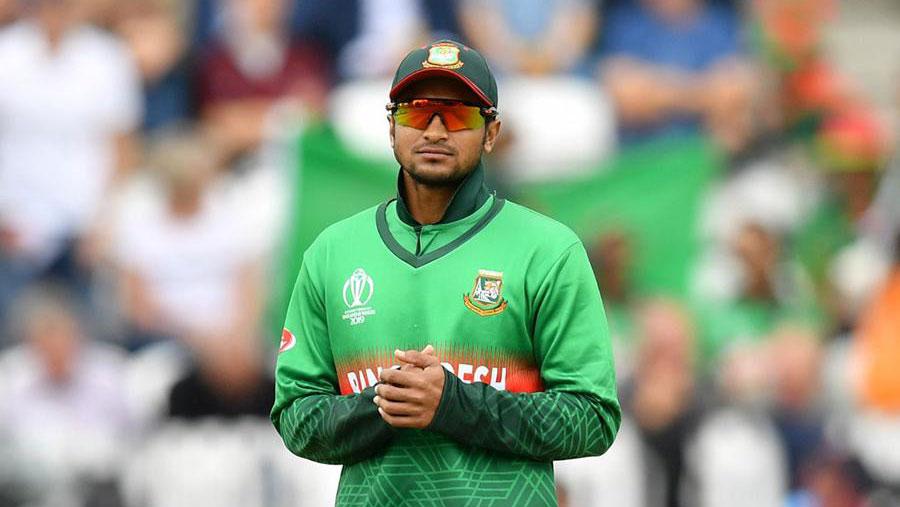 Shakib slips top allrounder spot in T20 rankings