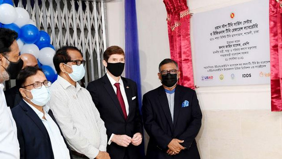 One-stop 250-bed TB hospital opens in Dhaka
