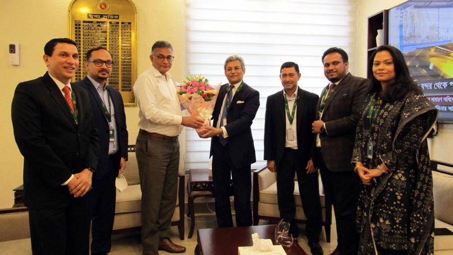 BEF office-bearers call on PM's principal secretary