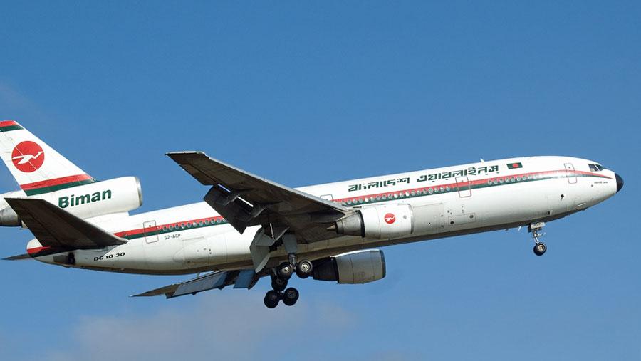 Biman to resume flights to Medina, Kuwait, and Kathmandu