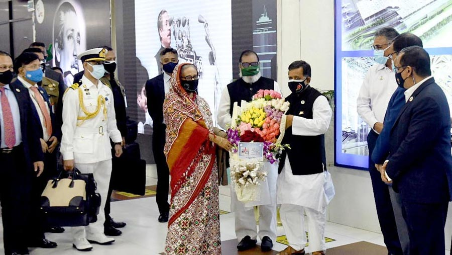 PM returns home after attending 76th UNGA
