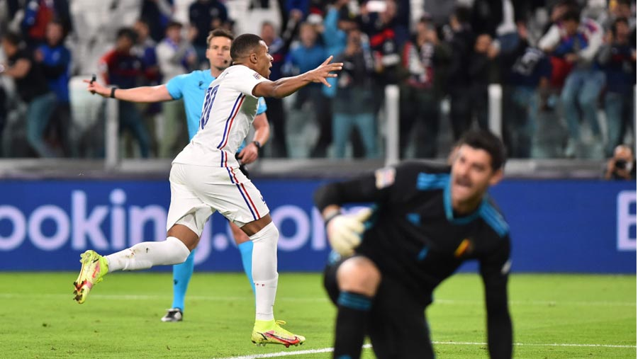 France fight back from 2 goals down to stun Belgium