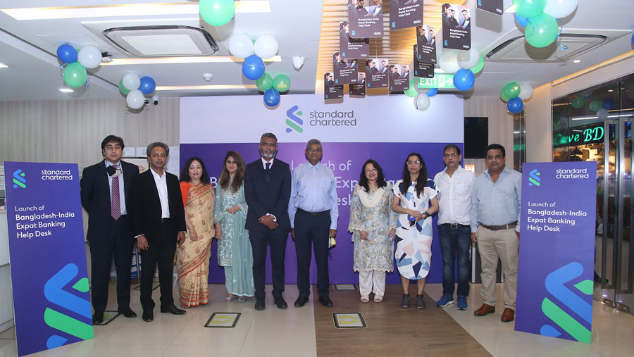 Standard Chartered unveils Expat Banking services