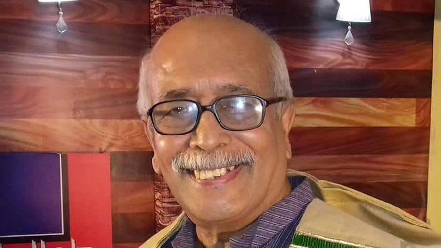 Actor Enamul Haque laid to rest