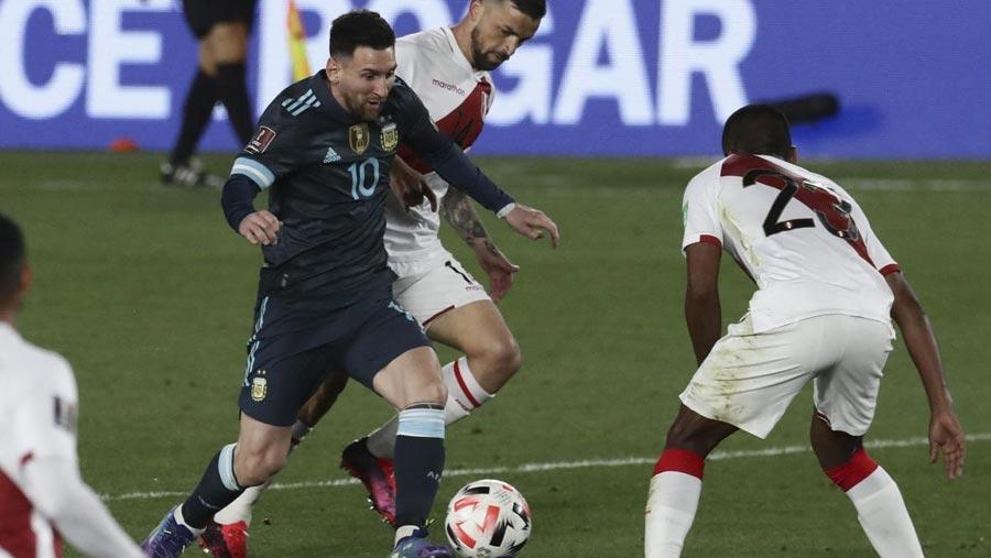 Qualifiers: Brazil beat Uruguay, Argentina over Peru
