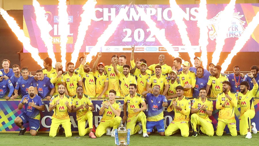 CSK beat KKR by 27 runs to clinch fourth IPL title